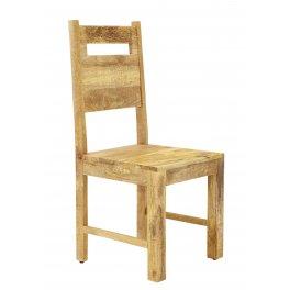 Židle Manu z mangového dřeva