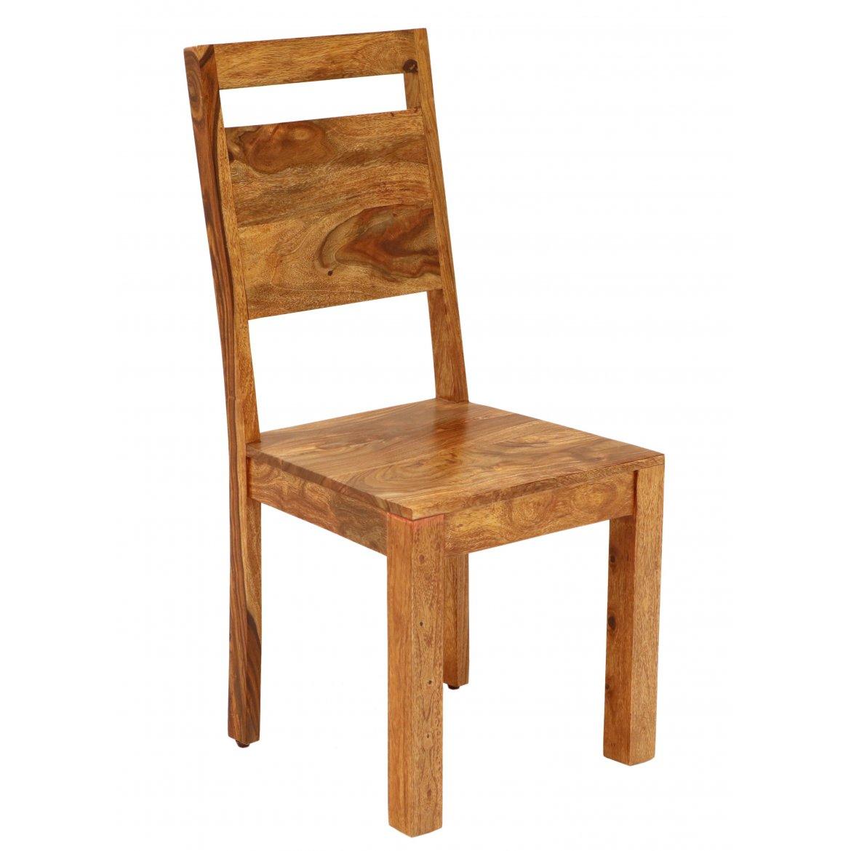 indickynabytek.cz - Židle Amba z indického masivu palisandr / sheesham Natural