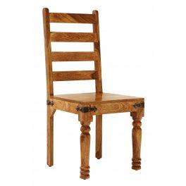 Židle Jali z masivu palisandr