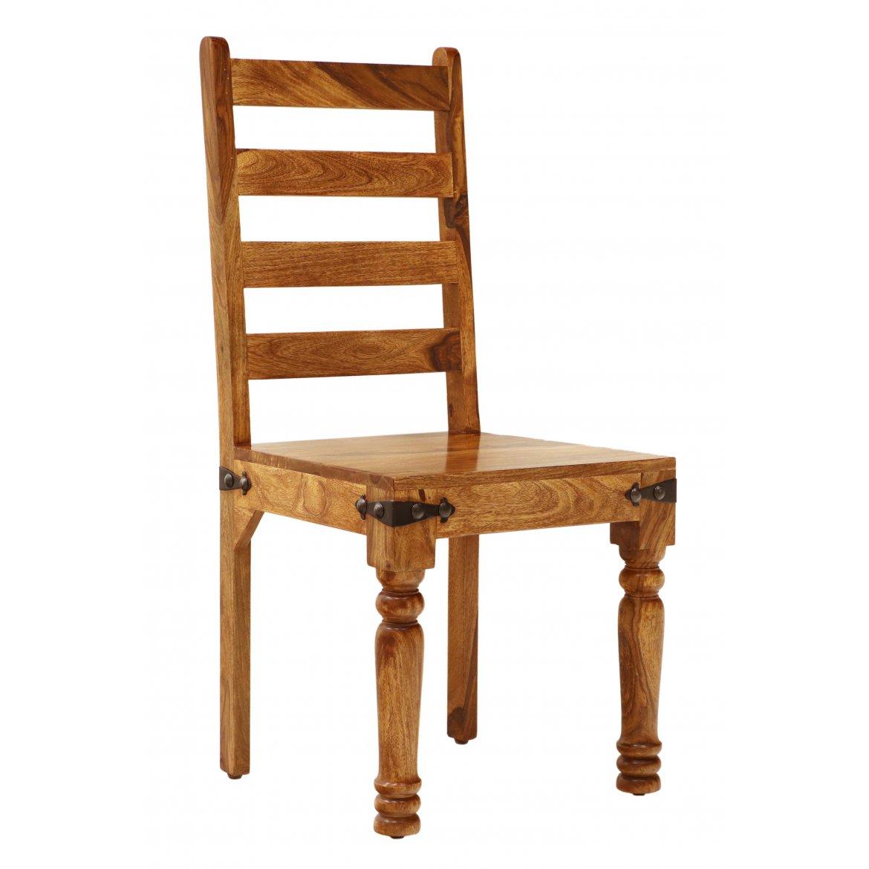 indickynabytek.cz - Židle Jali z indického masivu palisandr / sheesham Natural