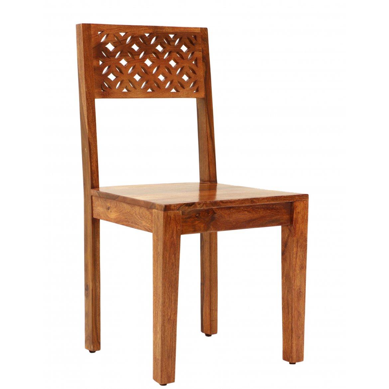 indickynabytek.cz - Židle Mira z indického masivu palisandr / sheesham Natural