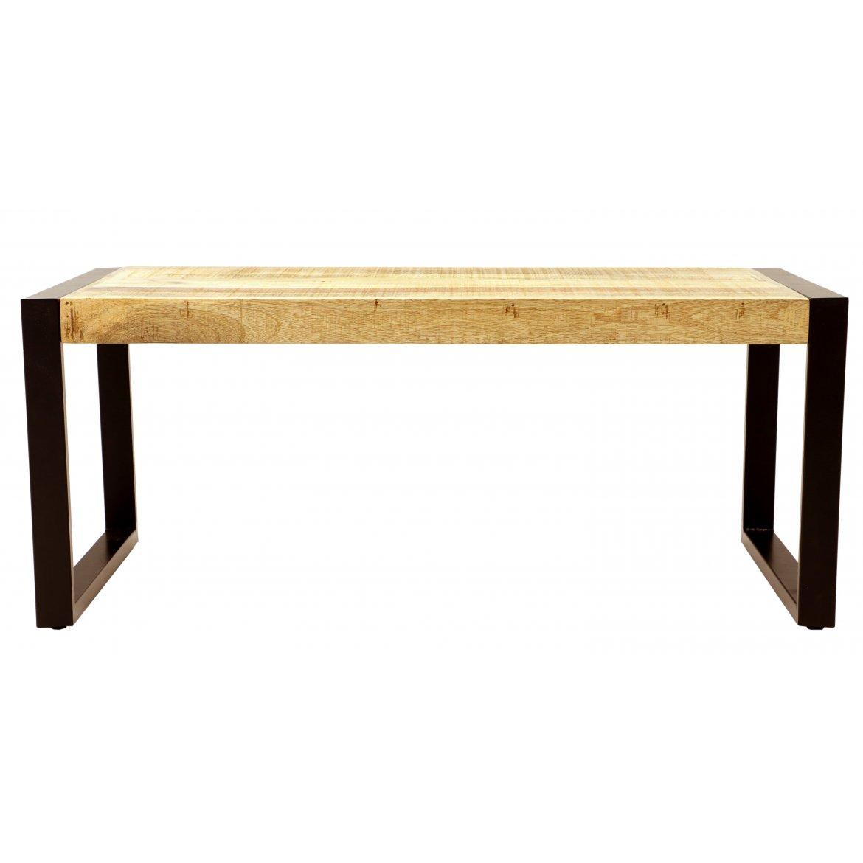 Konferenční stolek Retrospective 110x45x60 z mangového dřeva