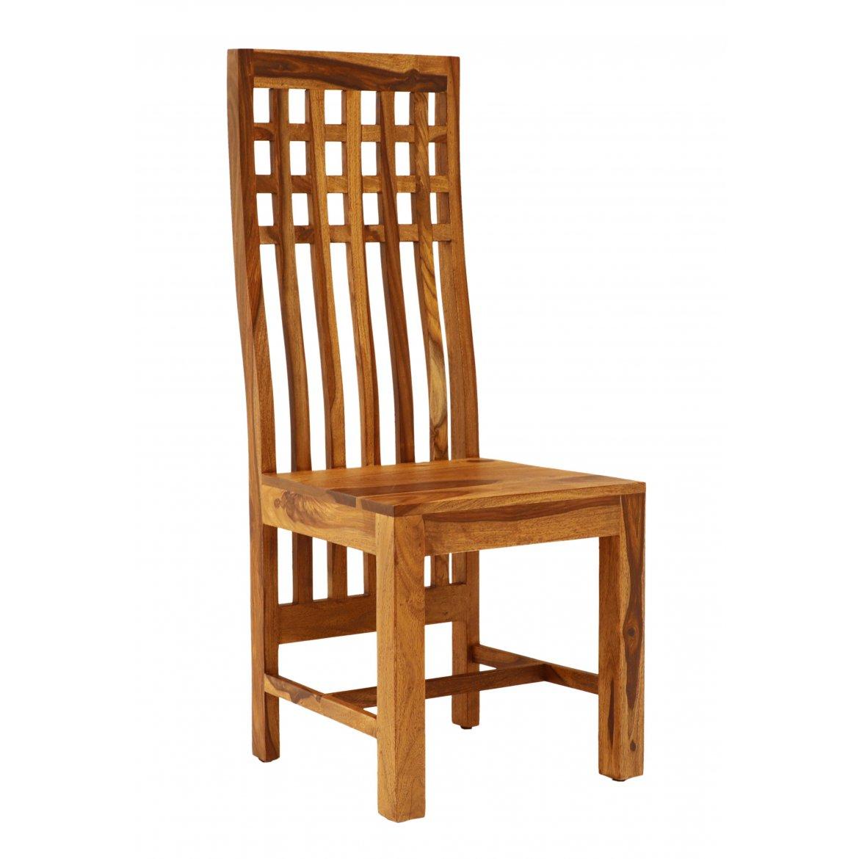 Židle z indického masivu palisandr