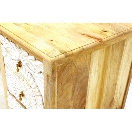 Psací stůl z mangového dřeva