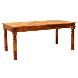 Jídelní stůl Colombo z indického masivu palisandr