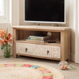 TV stolek rohový Sita...