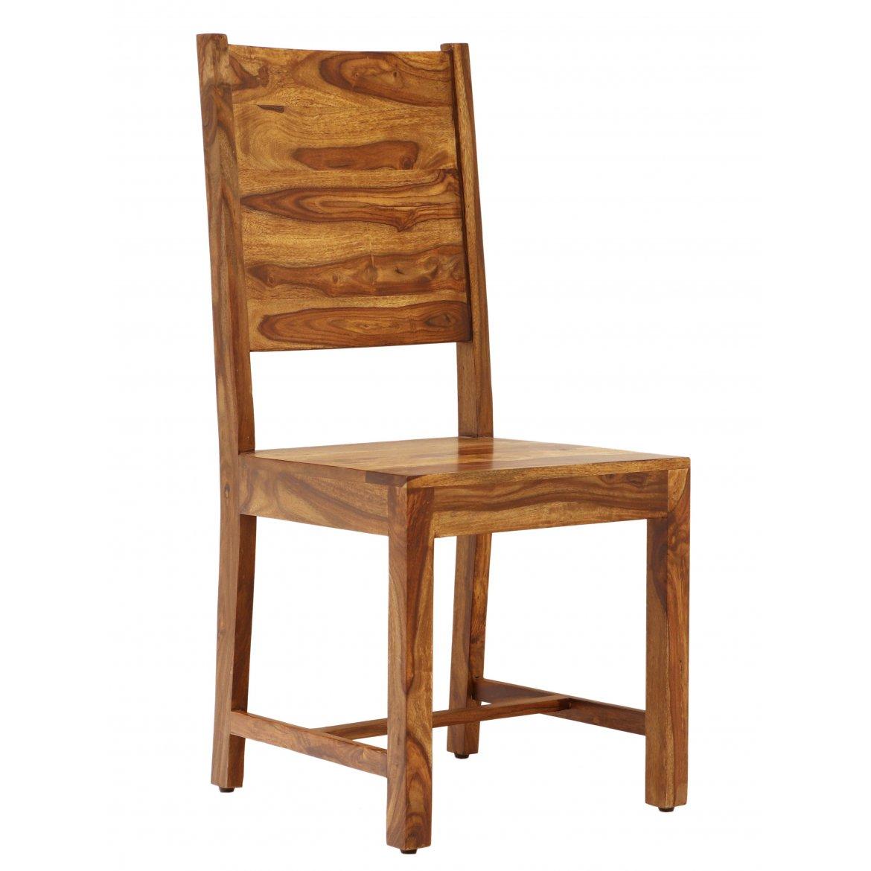 Židle Ghani z indického masivu palisandr