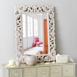 Zrcadlo Retro 60x90 ručně...