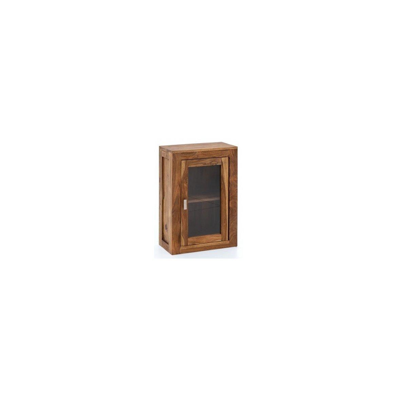 Nástěnná skříňka do koupelny Ramba 40x60x15 z indického palisandru
