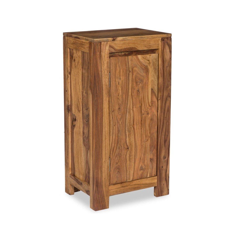 Skříňka do koupelny Ghani 40x80x35 z indického palisandru