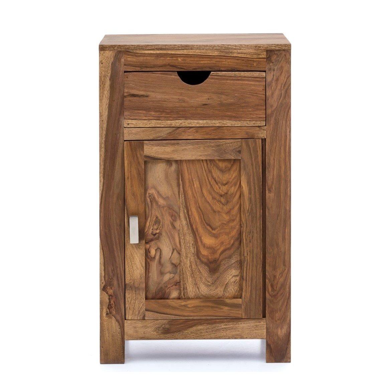 Skříňka do koupelny Ramba 40x80x35 z indického palisandru