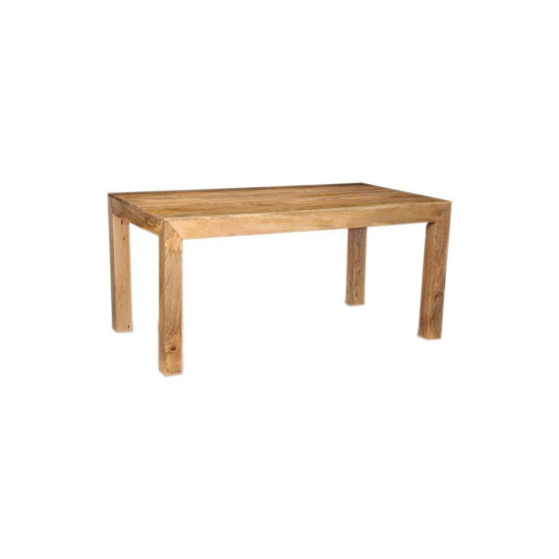 Jídelní stůl Ghina 120x90 z mangového dřeva