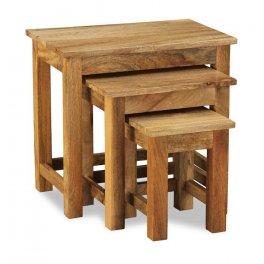 Odkládací stolky 3 ks Hina...