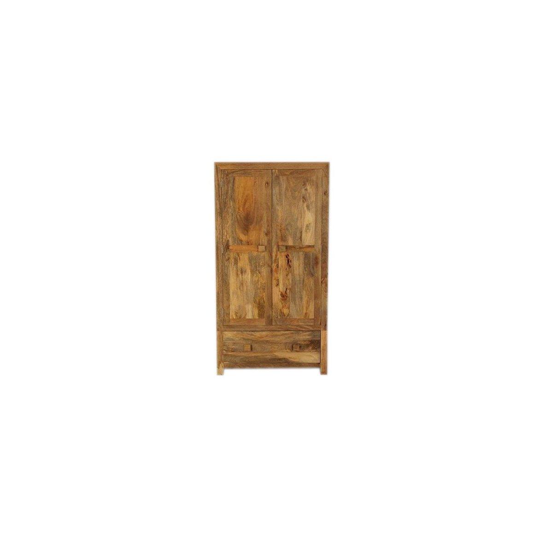 indickynabytek.cz - Skříně Hina 120x200x60 z mangového dřeva Mango natural