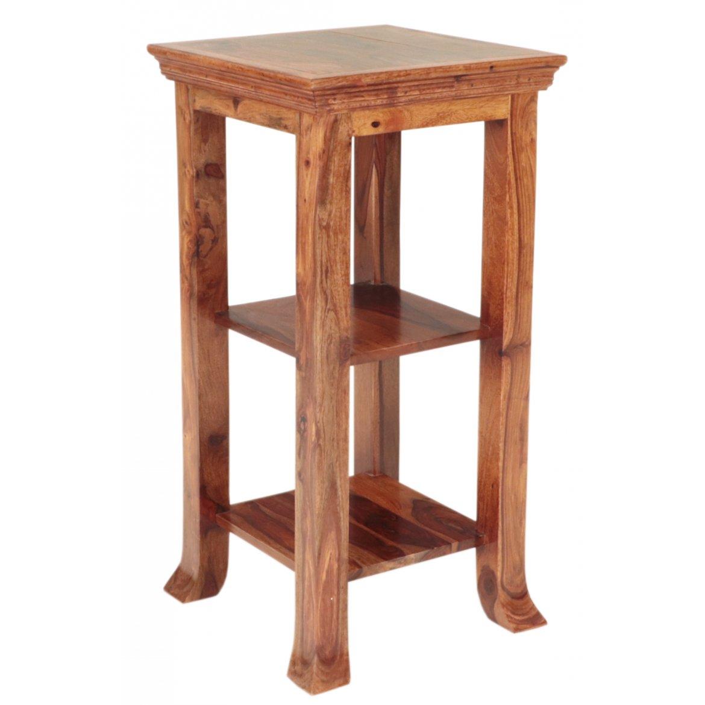 Odkládací stolek Kaliq 40x80x40 z indického masivu palisandr