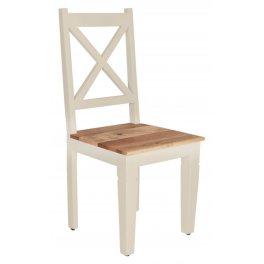 Židle Retro z mangového dřeva