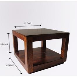 Konferenční stolek z indického masivu palisandr