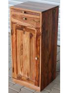 Barová skříň z indického masivu palisandr