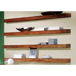Police na zed' 50x22 z indického masivu palisandr