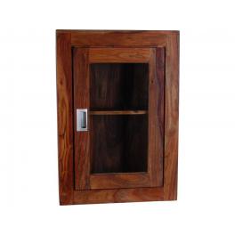 Skříňka do koupelny z indického palisandru