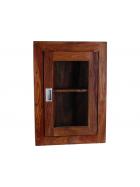 Skříňka do koupelny Colombo z indického palisandru