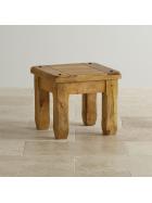Odkládací stolek Devi z mangového dřeva