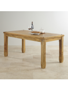 Jídelní stůl Devi 140x90 z mangového dřeva