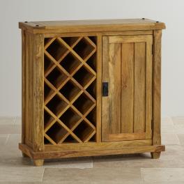 Barová skříň Devi z mangového dřeva