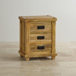 Noční stolek Devi z mangového dřeva