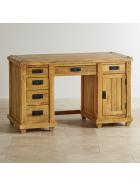 Psací stůl Devi z mangového dřeva