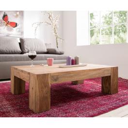 Konferenční stolek Mumba 110x60x40 z indického masivu palisandr
