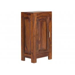 Skříňka do koupelny Achoka z indického palisandru
