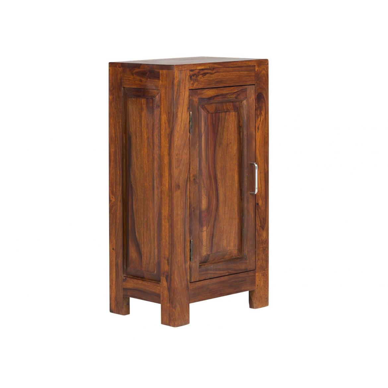 Skříňka do koupelny Surcata 40x80x35 z indického palisandru