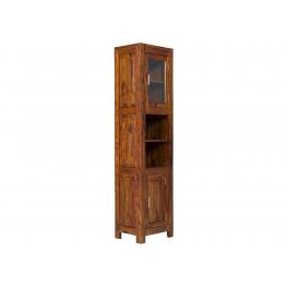 Skříňka do koupelny z indického masivu palisandr