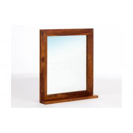 Koupelnové zrcadlo z palisandru
