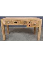 Psací stůl Manu z mangového dřeva