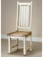 Židle z mangového dřeva