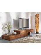 TV stolek z indického masivu palisandr