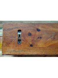 Police na zed' Rami 150x22 z indického masivu palisandr