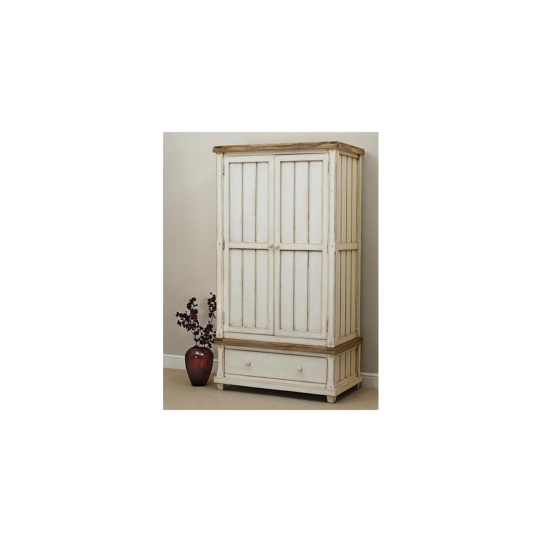 indickynabytek.cz - Skříně Dhari 120x200x60 z mangového dřeva