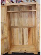 Skříně Manu z mangového dřeva