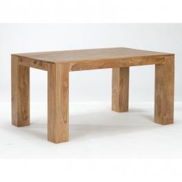 Jídelní stůl Mumba 140x90 z indického masivu palisandr