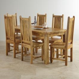 Židle Devi z mangového dřeva