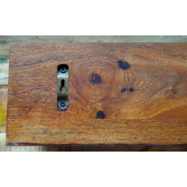 Police na zed' Rami 50x22 z indického masivu palisandr