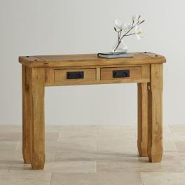 Konzolový stůl Devi z mangového dřeva
