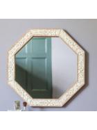 Zrcadlo Sita 60x60 mangového dřeva