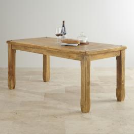 Jídelní stůl Devi z mangového dřeva