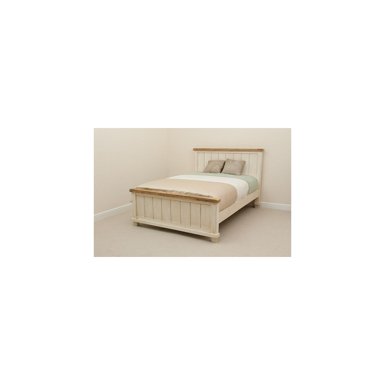 Postel Dzeery 90x200 z mangového dřeva