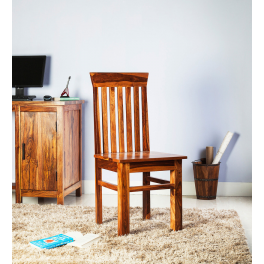 Židle Rami z indického masivu palisandr
