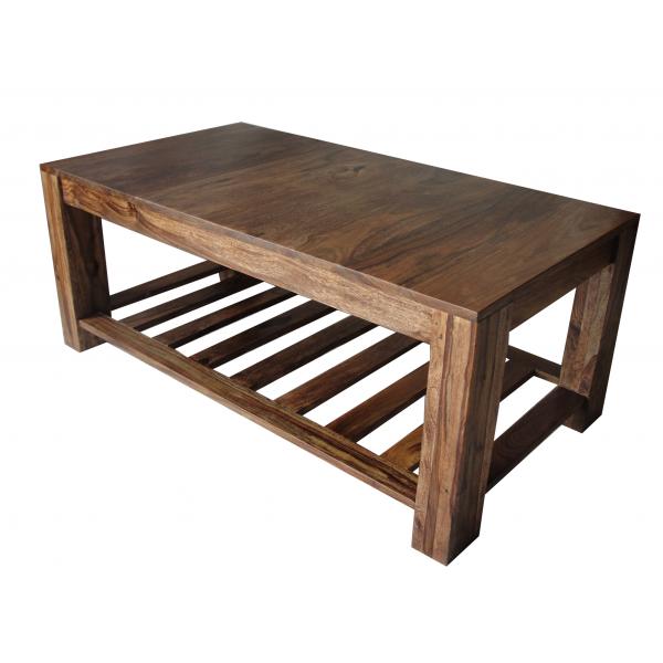 Konferenční stolek z indického masivu
